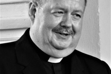 Zdjęcie portretowe pastora Cezarego Jordana, aut. A. Woźnicki, 2018
