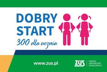Dobry Start - 300+ dla ucznia